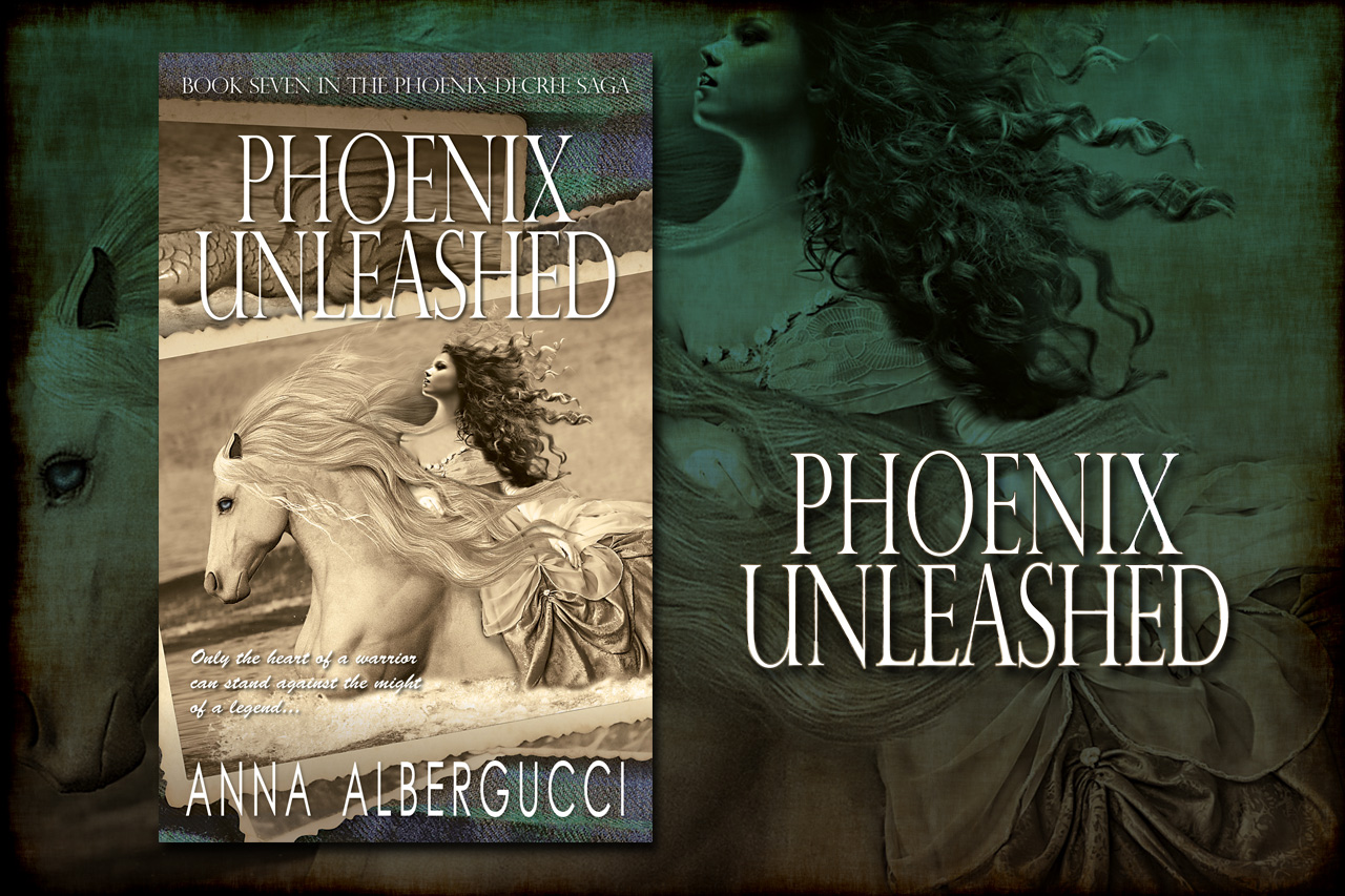 Phoenix Unleashed: Book 7 in The Phoenix Decree Saga